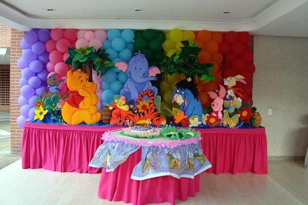 Decoración de fiestas infantiles temáticas