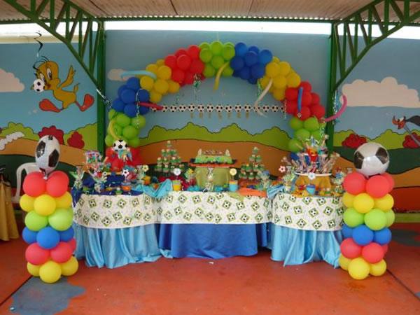 decoracin de fiestas infantiles temticas