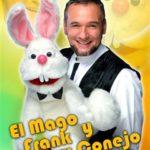 Mago Frank y su conejo Blas