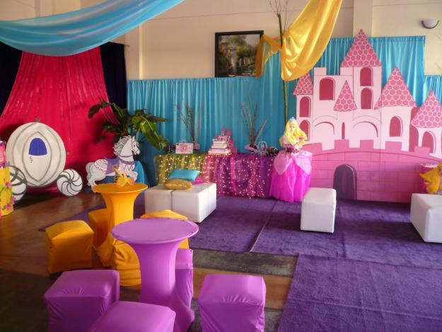 Ideas para decorar fiestas infantiles temáticas Parte 1